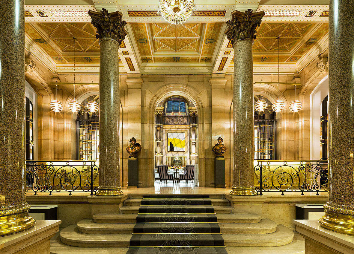 Historic Hotels Worldwide Promotional Video