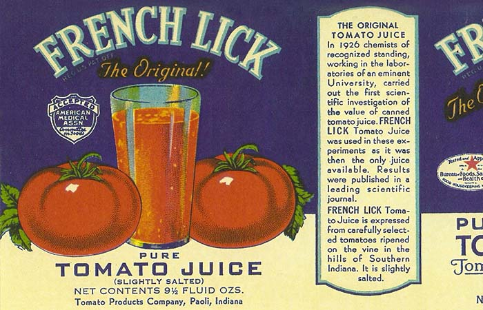 5 Culinary Traditions with Historic Hotels in their DNA including Tomato Juice from French Lick Springs Hotel