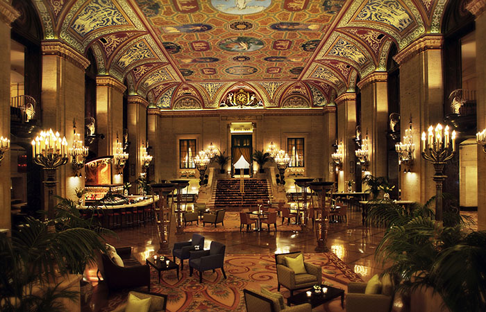 The Hotel Historian is at Your Service, Featuring The Palmer House, a Hilton Hotel