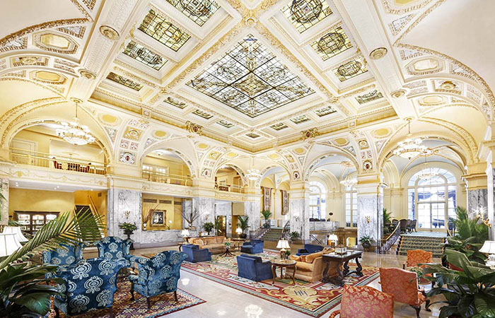 2019 Historic Hotels of America Awards of Excellence Nominee Finalists Announced featuring The Hermitage Hotel