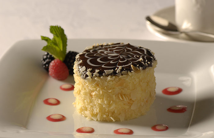 Top 25 Culinary Heritage and Traditions at Historic Hotels of America featuring Boston Cream Pie at the Omni Parker House