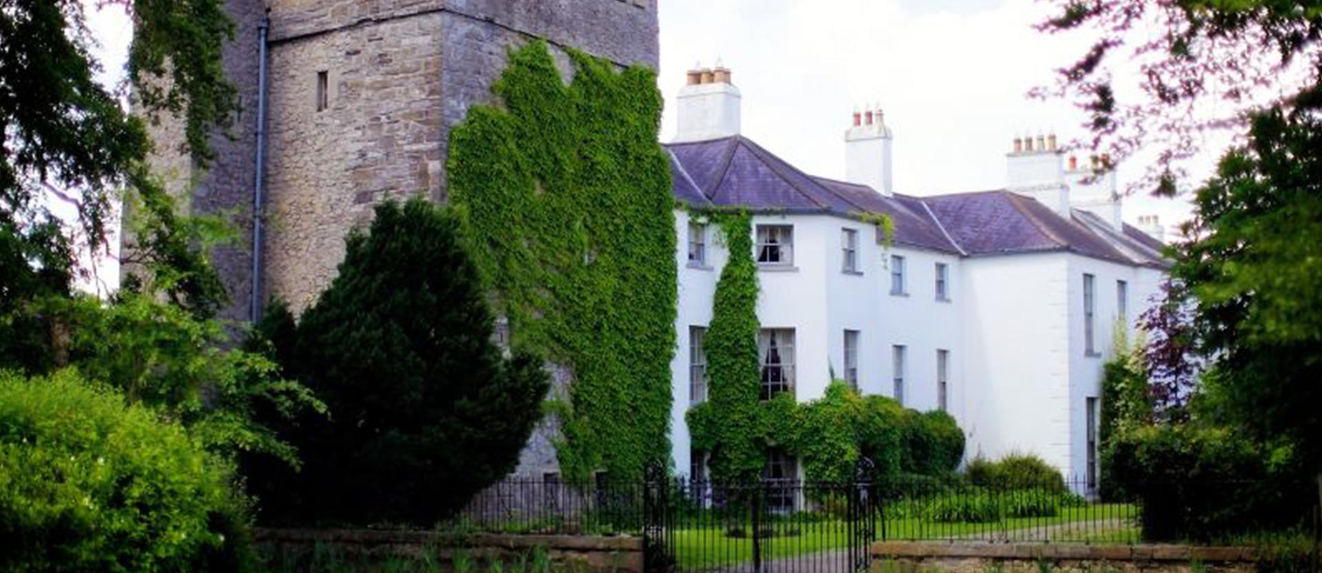 Image of Barberstown Castle in Kildare, Ireland