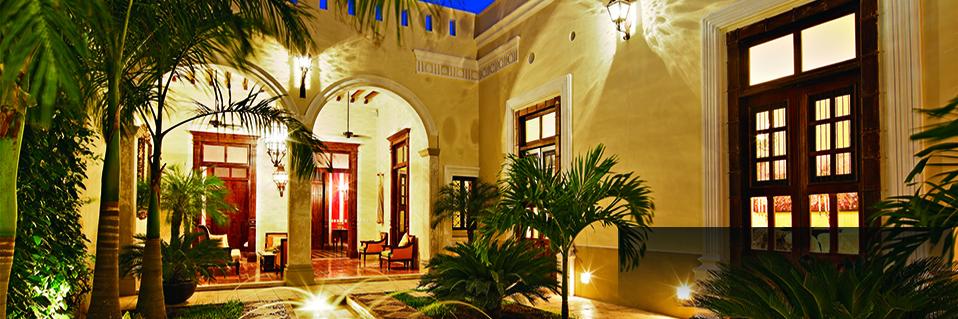 Book your stay at Casa Lecanda