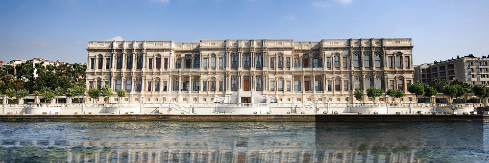 Book the Ciragan Palace Kempinski in Istanbul, Turkey