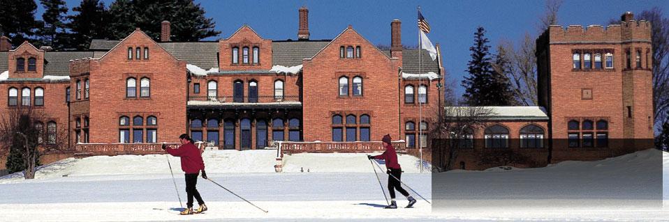 Cranwell Resort, Spa and Golf Club (1894) Lenox, Massachusetts, Best Rate Guarantee on HistoricHotels.org