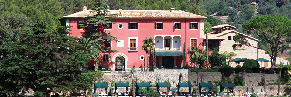 Book the Gran Hotel Son Net (1672) in Mallorca, Spain