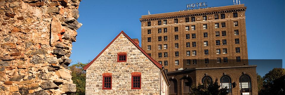 Historic Hotel Bethlehem