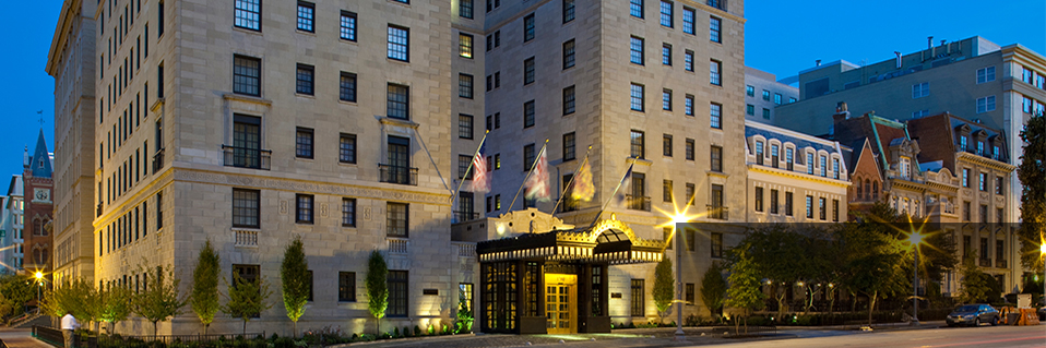 Book your stay at The Jefferson, Washington, DC