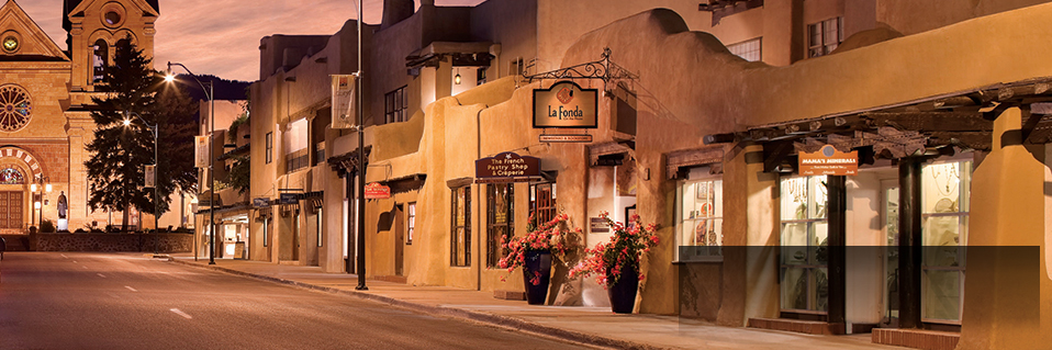 Book the La Fonda in Santa Fe, New Mexico