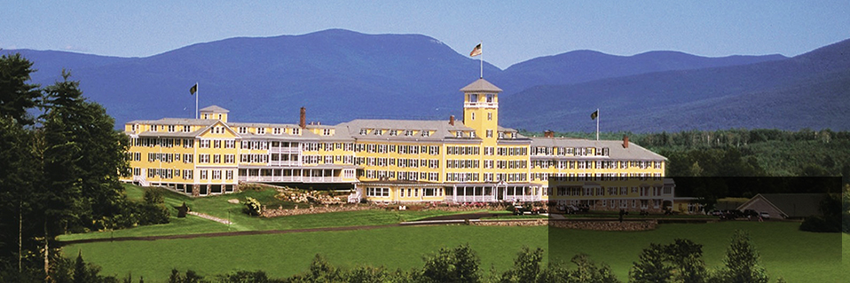 Mountain View Grand Resort & Spa (1865) Whitefield, New Hampshire