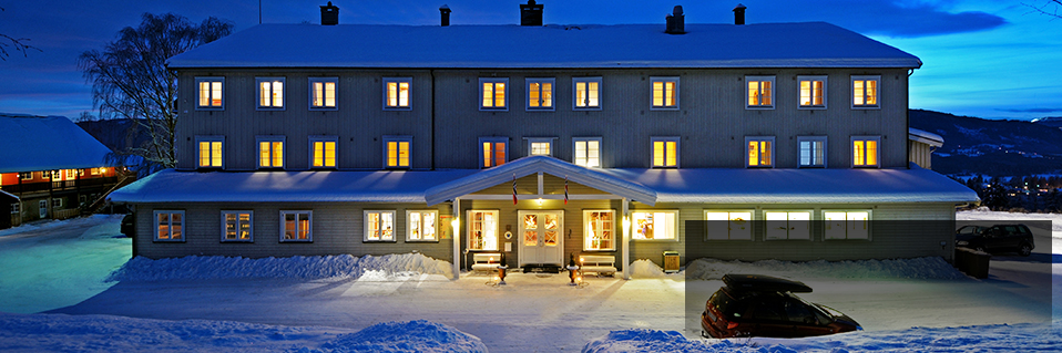 Book the Nermo Hotell & Apartments (1442) in Oyer, Norway
