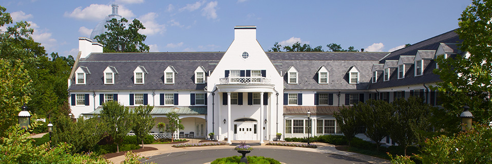 The Nittany Lion Inn of the Pennsylvania State University