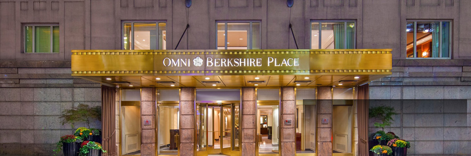 Omni Berkshire Place, New York City