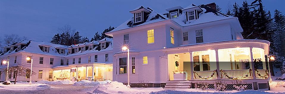 Omni Bretton Arms Inn, Bretton Woods