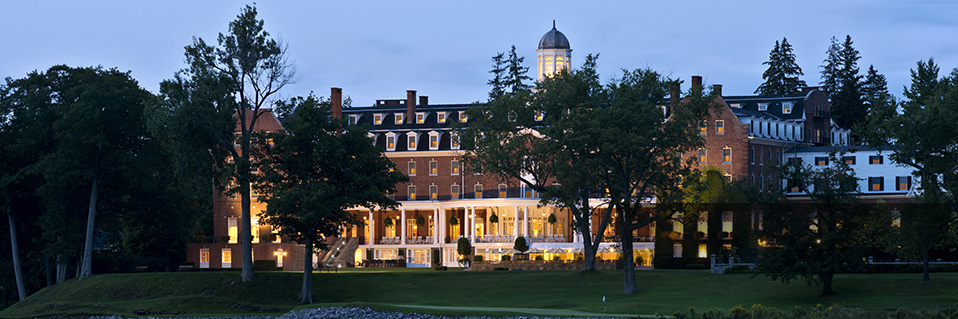 The Otesaga Hotel and Cooper Inn