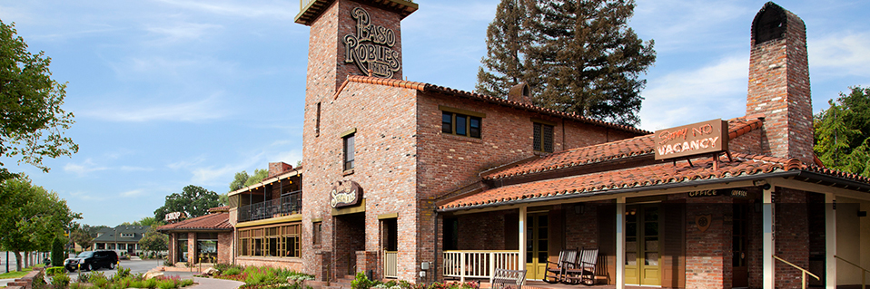 Paso Robles Inn (1891) Paso Robles, California, Best Rate Guarantee on HistoricHotels.org