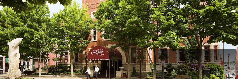 Portland Regency Hotel & Spa (1895), Portland, Maine, Best Rate Guarantee on HistoricHotels.org