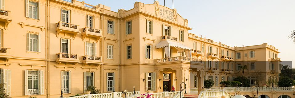 Book the Sofitel Winter Palace Luxor (1886) in Luxor, Egypt