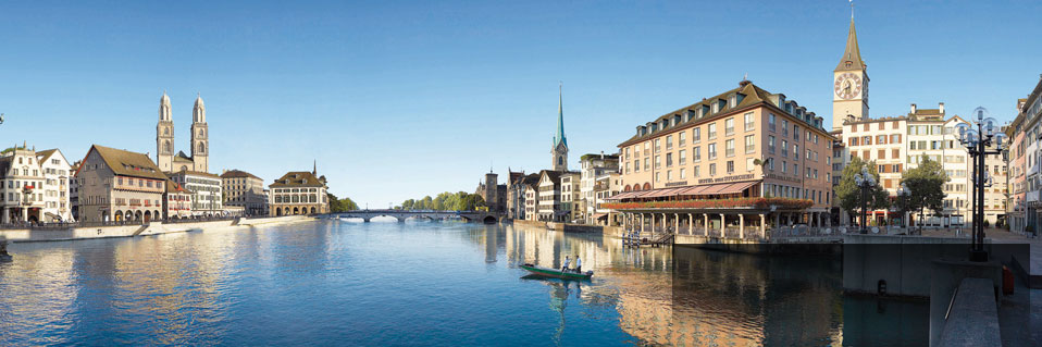 Book a Stay at Storchen Zurich with Historic Hotels Worldwide