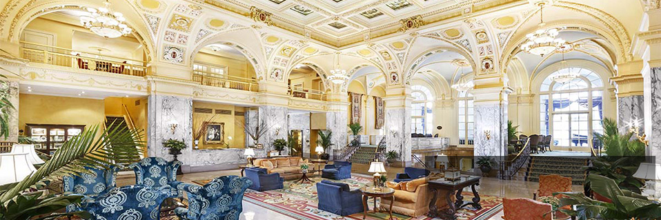 The Hermitage Hotel