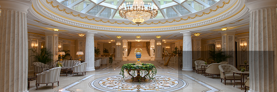 Book at stay at The State Hermitage Museum Official Hotel in St. Petersburg, Russia on HistoricHotelsWorldwide.com
