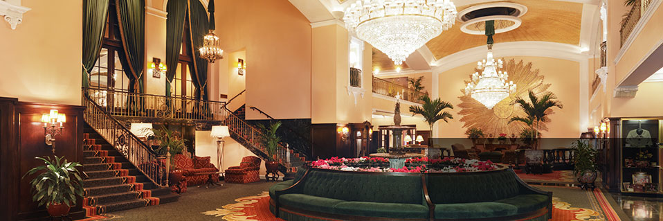 Book the Amway Grand Plaza Hotel in Grand Rapids, Michigan