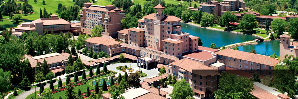 The Broadmoor (1918), Colorado Springs, CO, Best Rate Guarantee on HistoricHotels.org