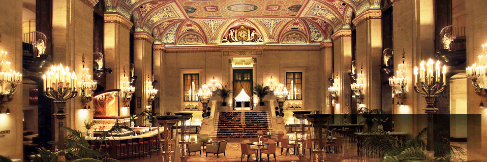 The Palmer House Hilton | Best Available Rate, HistoricHotels.org