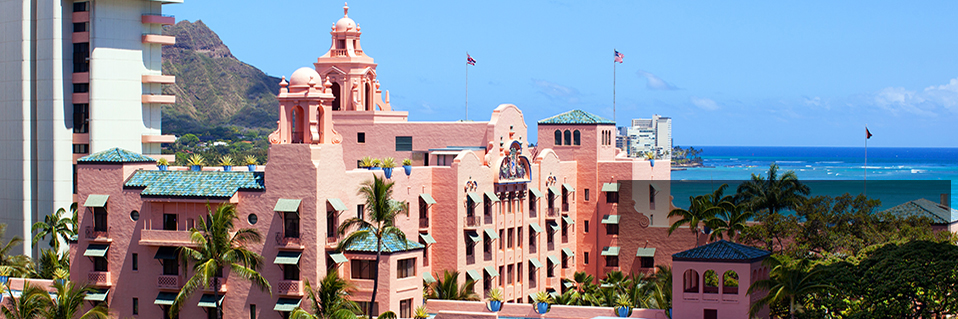 Hot Deals at The Royal Hawaiian, A Luxury Collection Resort