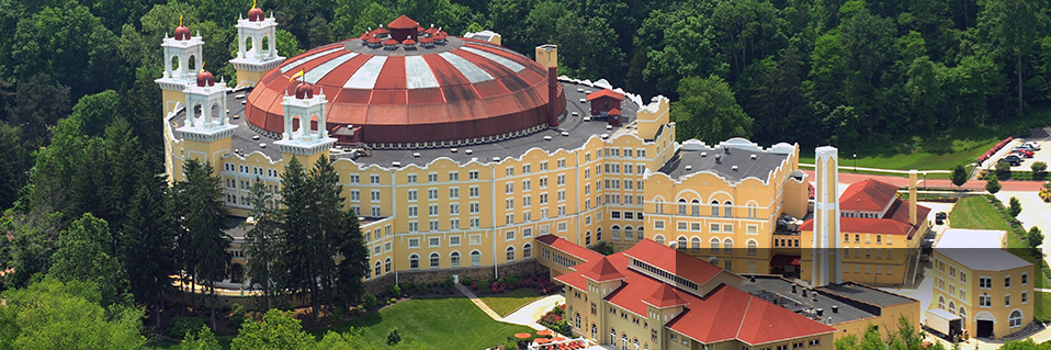 Book the West Baden Springs Hotel in West Baden Springs/French Lick, Indiana