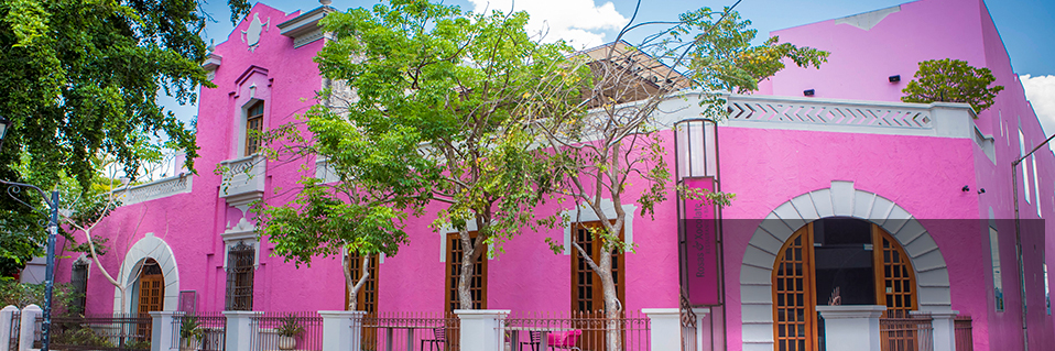 Book a stay at Rosas & Xocolate Boutique Hotel in Merida, Mexico and get the Best Rate Guarantee