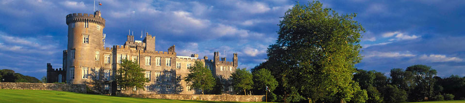 Dromoland Castle - Partner Tool Kit Discounts