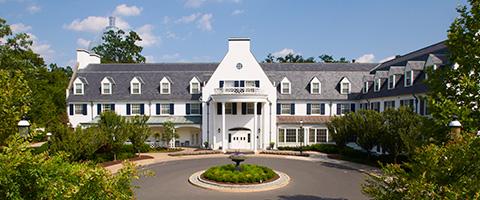 The Nittany Lion Inn of the Pennsylvania State University