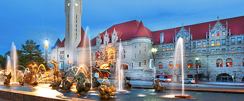 St. Louis Union Station- a DoubleTree by Hilton Hotel