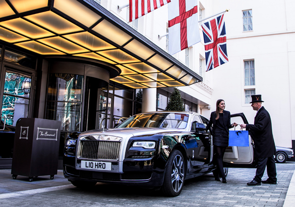 Rolls-Royce London Suites Program