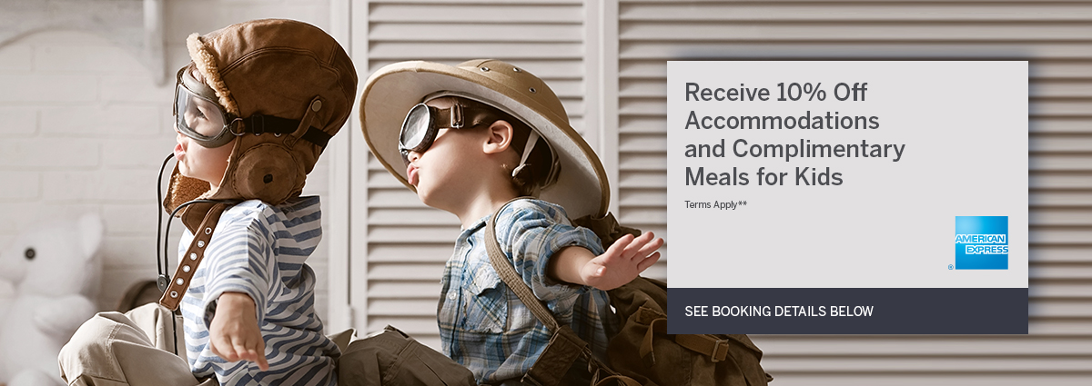 Learn More About American Express® Preferred Family Offer