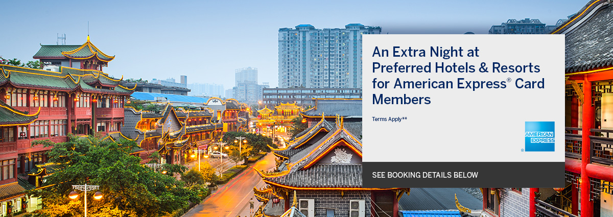Learn More About American Express Extra Night Offer - China