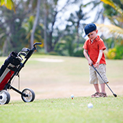 Kids Play Free Preferred Golf Package