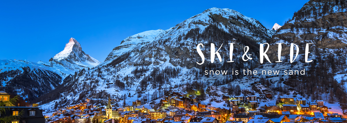 Learn More About Ski & Ride