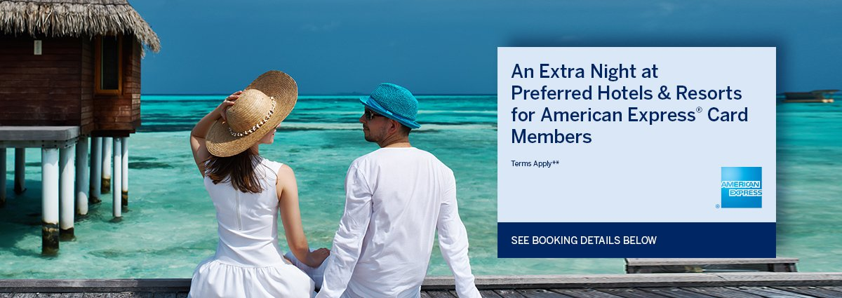 Learn More About American Express Extra Night Offer - Middle East