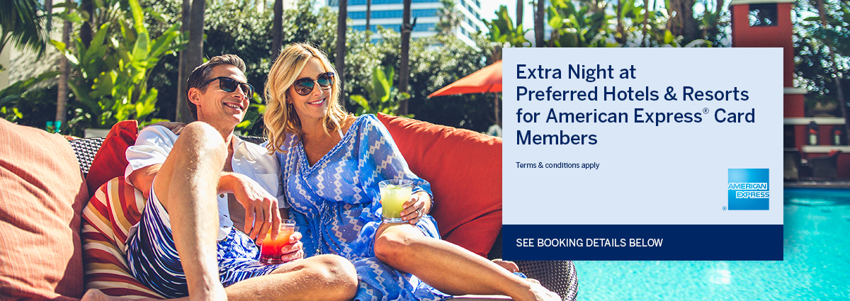 Learn More About American Express Extra Night Offer