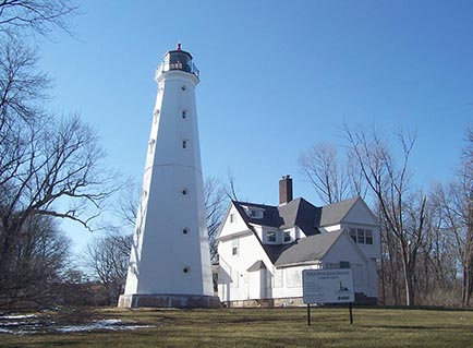 North Point Light House